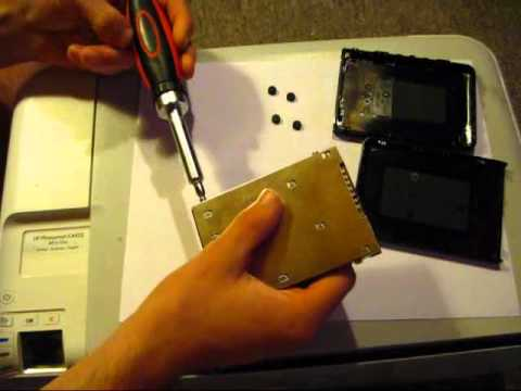 How to fully DISASSEMBLE a SeaGate FreeAgent GoFlex Portable External Hard Drive