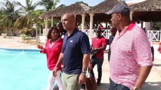 Rive Premye Minis Laurent Lamothe Nan Kotdefè