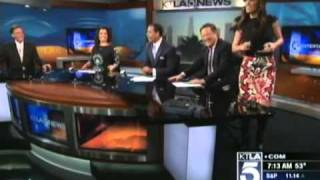 Megan Henderson (KTLA Morning Show - March 18th 2011)