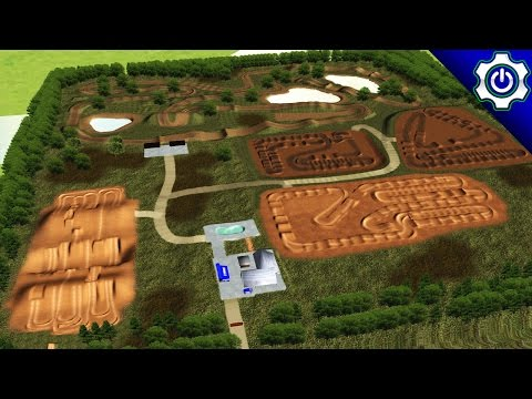 Mx Simulator Race Factory Compound Complex