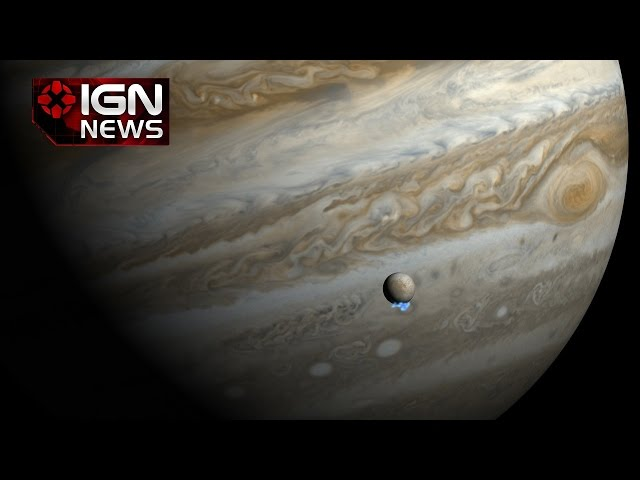 We Have Jupiter to Thank For Earth's Creation - IGN News