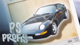 PS Profis - Porsche 968 CS