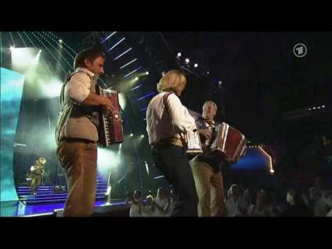 Hansi Hinterseer & Tiroler Echo - Auf der Streif [HD]