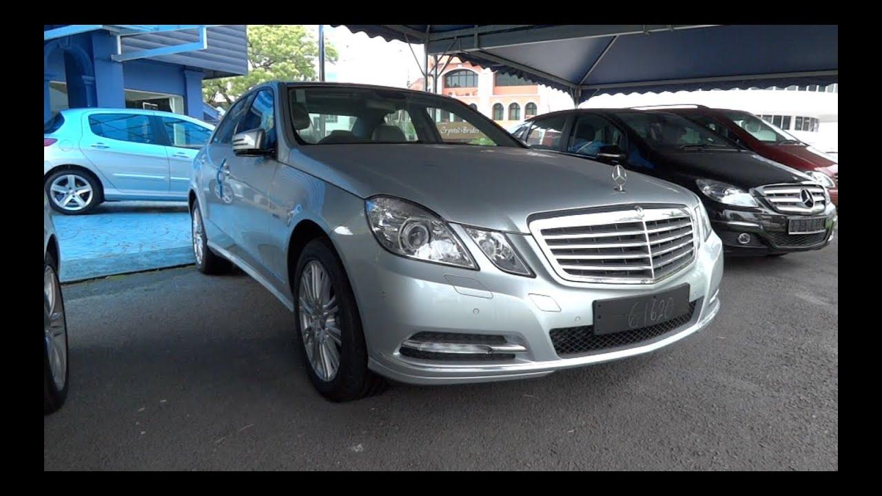 2011 Mercedes Benz E200 Cgi Start Up And Full Vehicle Tour