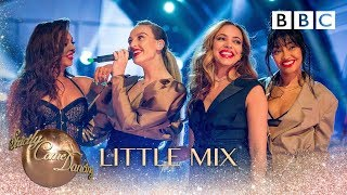 Little Mix perform 'Woman Like Me' - BBC Strictly 2018