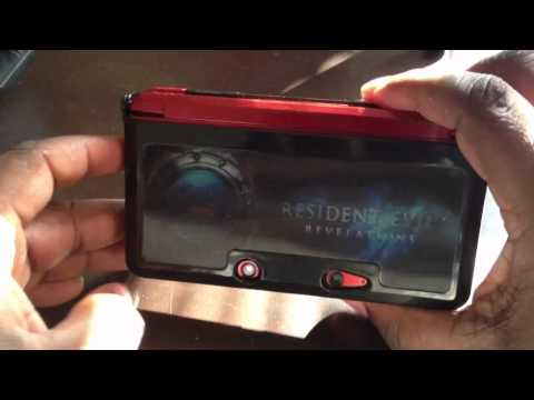 Unboxing Resident Evil Revelations Limited Edition Case