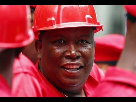 South African opposition firebrand Malema faces corruption charges