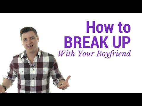 How to overcome your fear of breaking up with someone