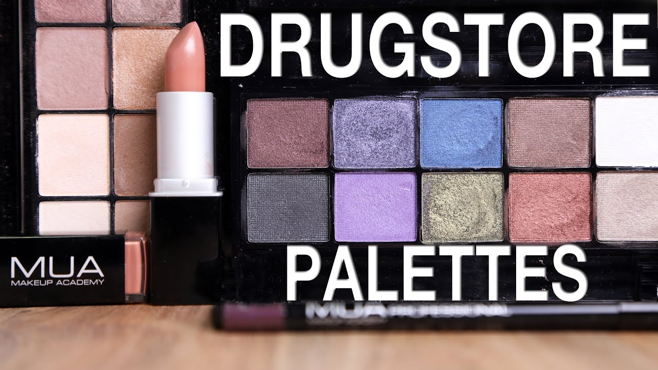 DRUGSTORE MUA PALETTES | Hot or Not