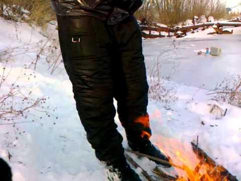 рыбалка на штанах новосибирск
