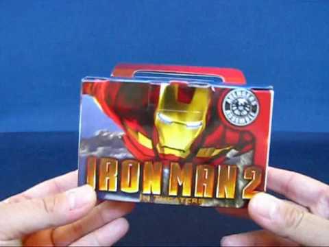 Iron King Iron Man 2 Burger King Toy