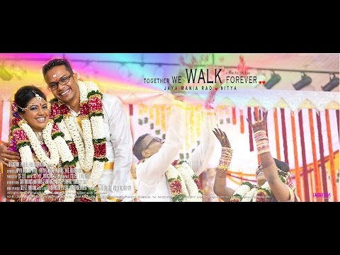 Beautiful Hindu Wedding : Jaya & Nitya  Sri Muniswarar Temple By Digimax Video Productions video