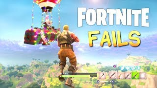 Fortnite FAIL Compilation
