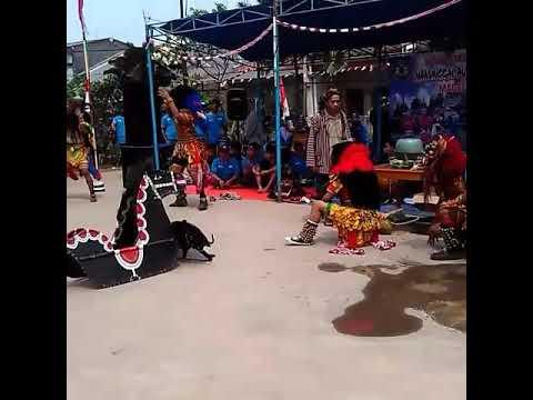 Menunggul Putro Budaya di Palem 7Rt004. Rw 008 Perumnas 1 Bekasi Barat tgl 17Agustus 2017