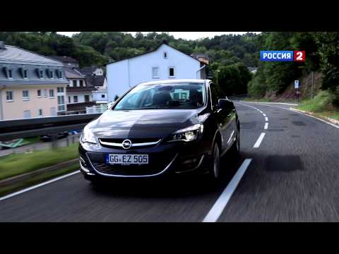- Opel Astra Sedan 2013 //  74