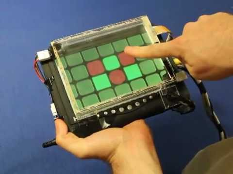Shear Input for Touchscreens (CHI 2012)