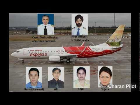 How Air India flight IX-812 crashed in Mangalore