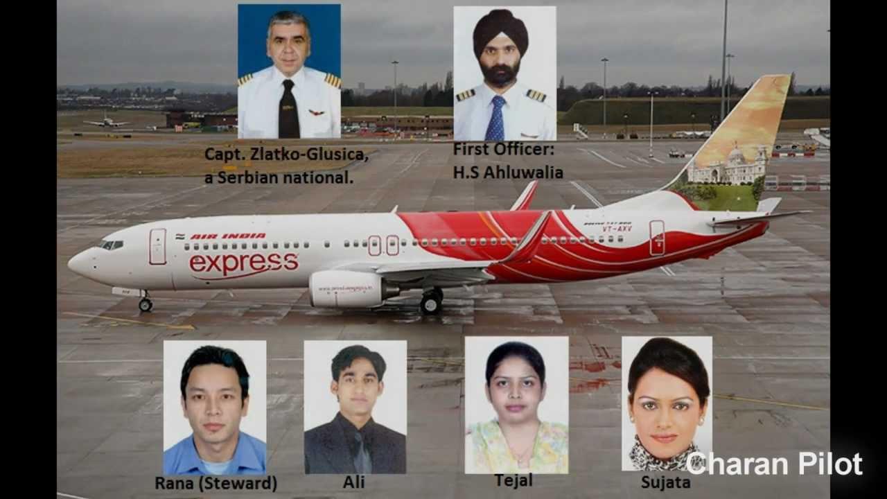 Air India Flight 101 Crash How Air India Flight ix 812