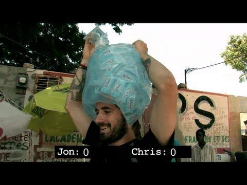 Americans try to Sell Water in Haiti... -Epic FAIL!