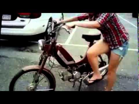 Код юмора - девушки и мотоциклы