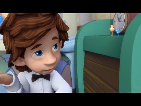 Фиксики - Степлер | Познавательные образовательные мультики для детей, школьников