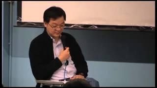 聖公會林護紀念中學之殖民地香港延伸講座答問環節