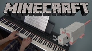 Living Mice - Minecraft Piano Cover | Sheets & Midi