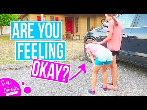 Car Sick...