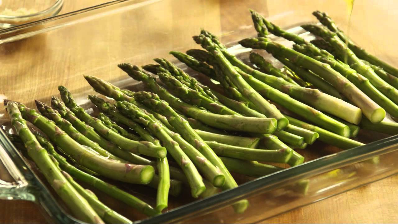 How to Make Oven-Roasted Asparagus - YouTube