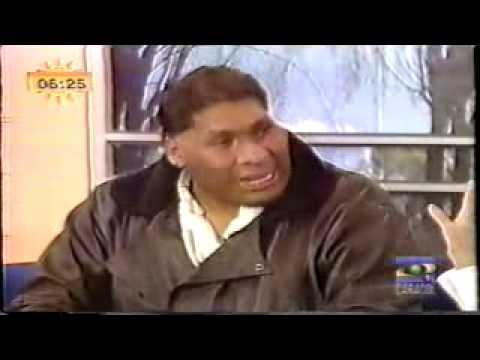 Lucha Libre - Andresito (Tatake) entrevista en canal Caracol Colombia 3