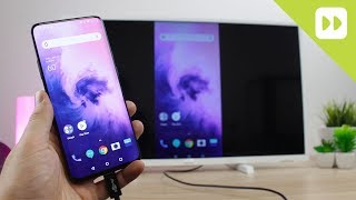 How To Connect OnePlus 7 Pro To TV (Screen Mirroring Guide)