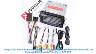 Cheap Isudar 2 Din Auto Radio Android 9 For Dacia/Sandero/Duster/Renau