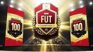 HUGE RED PICK! - TOP 100 REWARDS! - FIFA 19 Ultimate Team