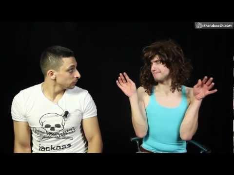 N2O Comedy: تناقضات محمود دروزة