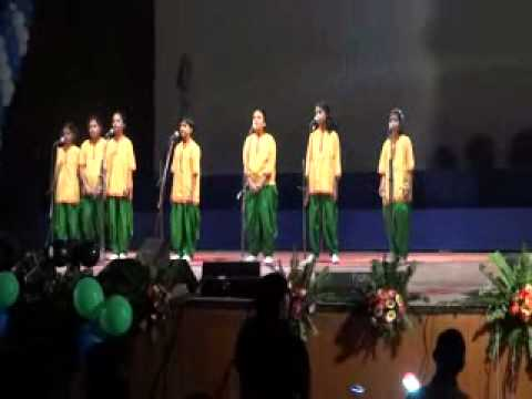 Tal Se Tal Mila-diya And Friends At S.c.memorial Annual Function 2012.flv video