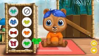 Jungle Animal Hair Salon - Fun Makeup Dress Up Baby Animals - Funny Pet Care Games