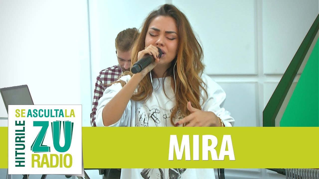Mira - Scared To Be Lonely (Martin Garrix & Dua Lipa) (Live la Radio ZU)