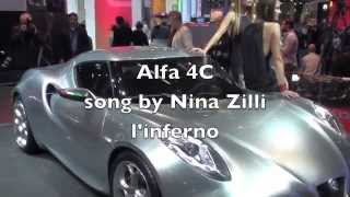 Alfa Romeo 4C by Nina Zilli