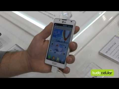 Hands-on: LG Optimus L7 II - Tudocelular.com
