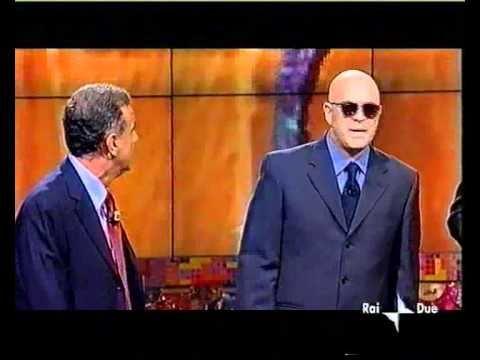 Crozza - Sacchi contro la Juve - 2002