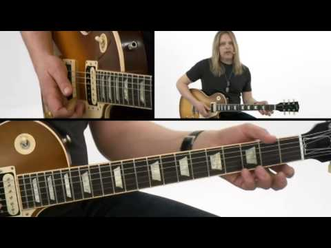 Lessons - Rock - Hard Rock Arpeggio