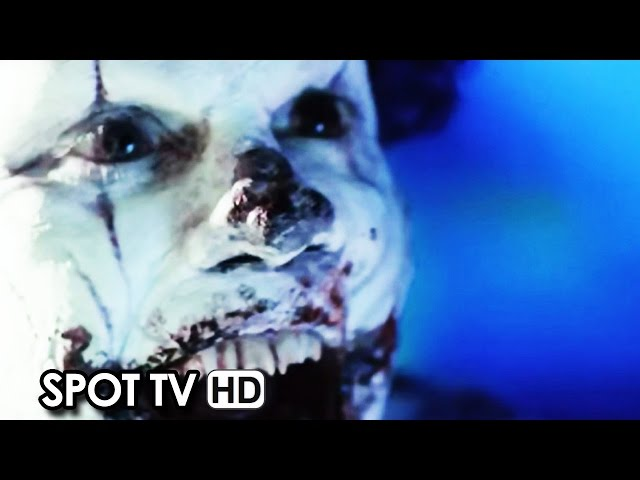 CLOWN Spot Tv Italiano (2014) - Peter Stormare Movie HD