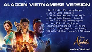 Aladdin 2019 Vietnamese Original Soundtrack - Nhạc Phim Aladdin 2019 Bản Lồng Tiếng Việt