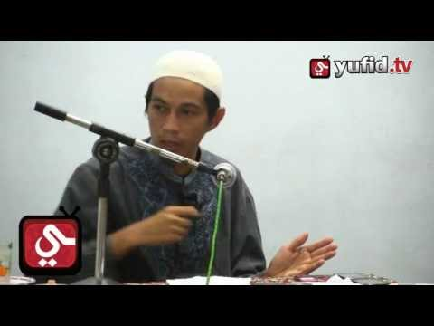 Ceramah Agama: Jangan Awali Pernikahan Anda Dengan Maksiat - Ustadz Abuz Zubair Al-Hawary, Lc.