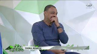 Denilson e internautas zoam Renata pela derrota do Inter