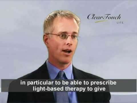Dr. Tom Rohrer speaks about Radiancy ClearTouch Lite Acne System