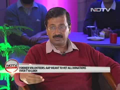 Arvind Kejriwal Exclusive Town Hall on NDTV