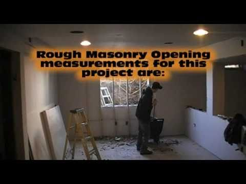 Basement Finishing Egress Window Installation (Part 2)