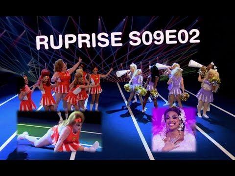 RUPRISE S09E02 - DON'T POP THE KNEE, IT'S SHOWTIME FOLKS