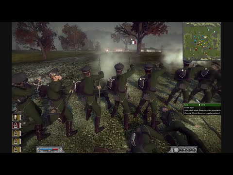 NTW battle - Russia vs France